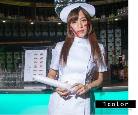 Perfect fit with Zombie Makeups! Ranking of Nurse Costumes for Halloween